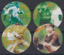 NORUEGA 2002 Nº 1371/74 USADO - Noruega