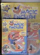 Disney's - Magic English N. 10 - Cartoni Animati