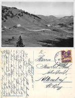 Kt. Schwyz - Stoos PANORAMA JAHRE 1933 (A-L 510) - Cartes Postales