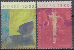 NORUEGA 2004 Nº 1448/49 USADO - Noruega