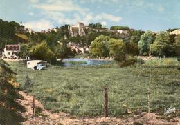 Mailly Le Château  (Yonne) Le Château Et La Baignade - Autres Communes