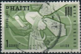 PIA - HAITI - 1963 : Campagna Mondiale Contro La Fame - (Yv P.A. 273 ) - Haïti