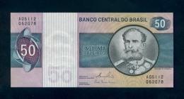 Banconota Brasile 50 Cruzeiros 1970/81 - FDS - Brazilië