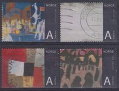 NORUEGA 2008 Nº 1608/11 USADO - Noruega