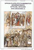 2013 - VATICAN - VATICANO - VATIKAN - D40E - MNH  SET OF 2 LEAFLETS ** - Vaticano