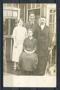 Familienfoto, Deutschland - S/w - Gel. 31.12.1928 - Europe