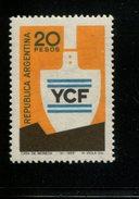 423683185 ARGENTINIE DB 1968 POSTFRIS MINTNEVER HINGED POSTFRIS NEUF YVERT 828 - Unused Stamps