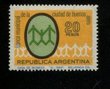 423684507 ARGENTINIE DB 1968 POSTFRIS MINTNEVER HINGED POSTFRIS NEUF YVERT 826 - Unused Stamps