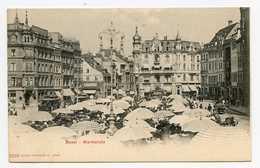1428 - BASEL - MARKPLATZ - BS Bâle-Ville