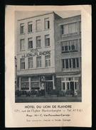 BLANKENBERGE - HOTEL DU LION DE FLANDRE - Blankenberge