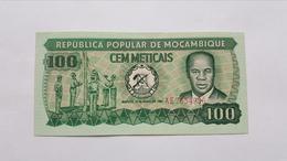 MOZAMBICO 100 METICAIS 1980 - Mozambique