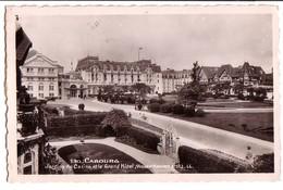 CABOURG: Jardins Du Casino Et Le Grand Hôtel - Cabourg