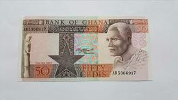 GHANA 50 CEDIS 1979 - Ghana