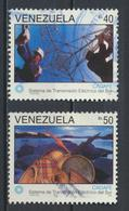 °°° VENEZUELA - Y&T N°1591/92 - 1992 °°° - Venezuela