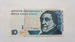 """TEST NOTE 10 """"GIOACCHINO ROSSINI"""" - Italie"""