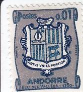 Andorra Fr - 1 Stamp**