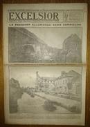 Excelsior 2762 12/06/1918 - La Pression Allemande Vers Compiègne - Repli Au Sud De Lassigny - Ribécourt Sur Oise - Zeitungen