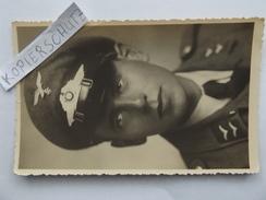Deutsche Wehrmacht, Soldat, Deutsche Luftwaffe, Schirmmütze, Wien - Personen