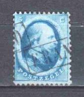 Netherlands 1864 NVPH 4 Canceled (4) - Gebraucht