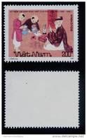 Vietnam Viet Nam MNH Perf Recalled Stamp 1992 : 700th Death Anniversary Of Chu Van An (Ms633) - Vietnam