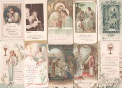 Image Religieuse  Eglise Saint Etienne De Niort 79 Communion Solennelle - Devotion Images