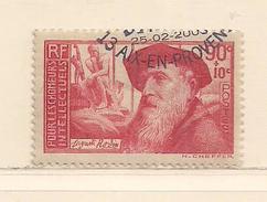 FRANCE  ( F31 - 249 )   1937  N° YVERT ET TELLIER  N° 344 - Oblitérés