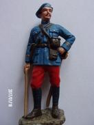 Officier De Chasseur Français 1914 - Soldats De Plomb