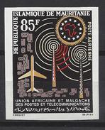 Mauritanie N° 26 ** Non Dentelé, Poste Aérienne - Mauritania (1960-...)