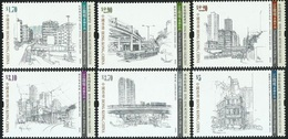2016 HONG KONG MUSEUM COLLECTION STAMP 6V - Unused Stamps