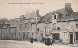 Saint-Herblon - Place De L'Eglise - Otros Municipios