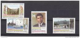 Guinea Ecuatorial Nº 174 Al 177 - Equatorial Guinea
