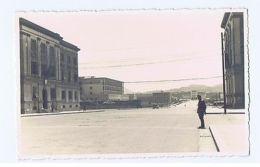 ALBANIA - TIRANA - ITALIAN OCCUPATION - RPPC POSTCARD 1940s - 6 - Army & War