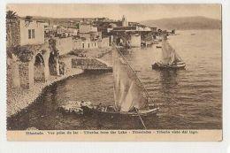 ISRAEL - TIBERIAS / TIBERIAD - FRO  THE LAKE - 1940s ( 377 ) - Cartes Postales