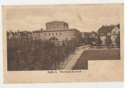 GERMANY - HALLE S. - PROVINZIAL MUSEUM - EDIT C.F. RITTER - 1910s/20s  ( 490 ) - Non Classificati
