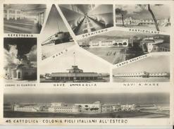 CATTOLICA (RIMINI) COLONIA FIGLI ITALIANI ALL'ESTERO -FG - Rimini