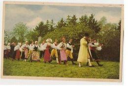 SWEDEN - SKANSEN STOCKOLM - SKANSENS FOLKDANSLAG - 1940s ( 311 ) - Cartes Postales