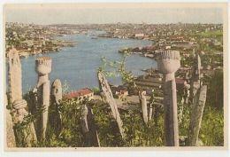 TURKEY - ISTANBUL - VIEW OF GOLDEN HORN - EDIT DOGAN KARDES - 1950s ( 304 ) - Cartes Postales