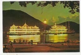 HONG KONG - ABERDEEN BY NIGHT - PHOTO S.C. MOY  ( 14 ) - Chine