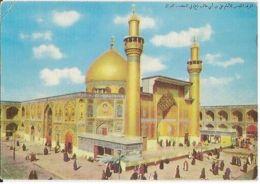 IRAK - THE GOLDEN HOLY MAUSOLEUM - 1950s/60s  ( 52 ) - Cartes Postales