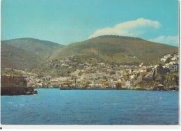 GREECE - HYDRA - A PARTIAL VIEW - PHOTO JEAN TRIMBOLI -  STAMP 1960s  ( 36 ) - Cartes Postales