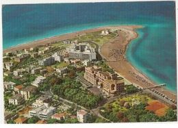 GREECE - RHODES / RODI - VIEW OF THE TOWN  - STAMP - 1970s ( 27 ) - Cartes Postales