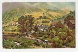 AUSTRIA - TIROLER FREIHEITSKAMPF - DAS SANDWIRTSHAUS IN PASSEIER  ( 343 ) - Cartes Postales