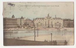 SWEDEN - STOCKHOLM - GRAND HOTEL - EDIT H. HOLMSTROM 1909  ( 236 ) - Cartes Postales