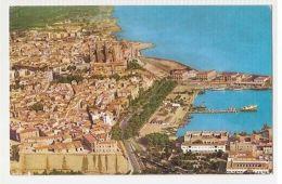 SPAIN - PALMA DE MALLORCA - FOTO AEREA - IBERIA AIR LINES - 1960s  ( 424 ) - Cartes Postales
