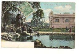 BUENOS AIRES - JARDIN ZOOLOGICO - EDIT FUMAGALLI - STAMP 1 CENTAVO - 1906 - Postcards