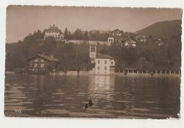 SWITZERLAND - OBERHOFEN AM THUNERSEE - PHOTO O. NIKLES - 1925 ( 96 ) - Cartes Postales