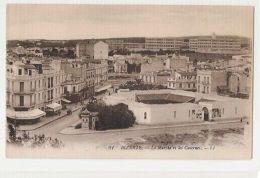 TUNISIA - BIZERTE - LE MARCHE ET LES CASERNES - EDIT LEVY & FILS - 1910s ( 398 ) - Cartes Postales