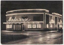 AUSTRIA - WIEN - MOULIN ROUGE - KABARETT - BAR - DANCING - 1950s ( 89 ) - Cartes Postales