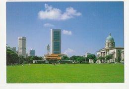 SINGAPORE 'S CRICKET CLUB -  PHOTO HIDETAKA MORI ( 19 ) - Cartes Postales