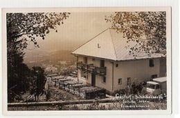 AUSTRIA - H. R. PIEBER - GASTHOF U. PENSION  SCHOCKELBARTL - RPPC POSTCARD (333) - Cartes Postales